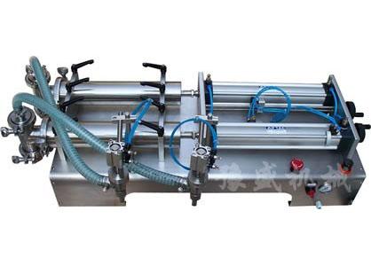 豫盛液体灌装机